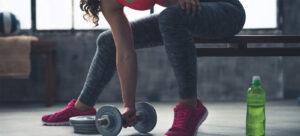 Beginners Dumbbell Workout Plan Main