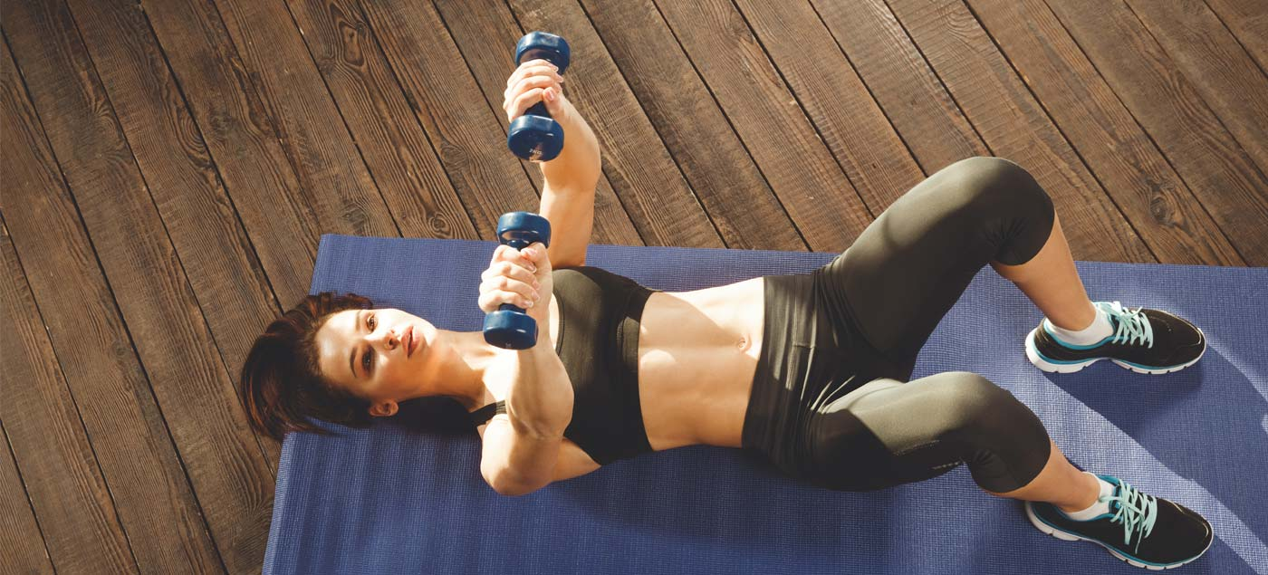 The Home Chest Workout You Main