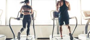 Treadmill HIIT workout Main