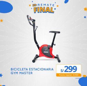 catalogo de las mejores bicicletas estaticas gym master