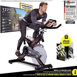 catalogo de las mejores bicicletas estaticas i carbon bike kinomap bh fitness