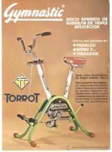 catalogo de las mejores bicicletas estaticas torrot antigua