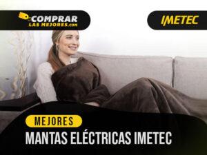 catalogo de las mejores mantas electricas individual