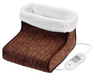 catalogo de las mejores mantas electricas para calentar los pies