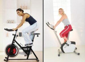 compra aqui las bicicletas estaticas negra y rosa catalogo completo