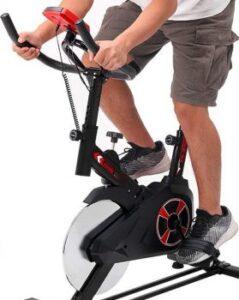 las mejores bicicletas estaticas plegables 130 kg en internet