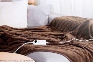 las mejores mantas electricas para los pies en internet