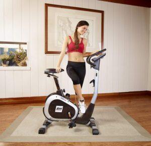 listado completo para comprar bicicletas estaticas bh i carbon bike dual