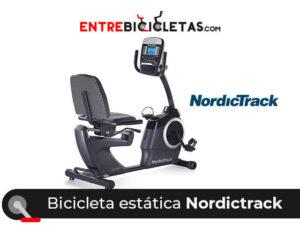 listado completo para comprar bicicletas estaticas reclinada commercial vr21 nordictrack