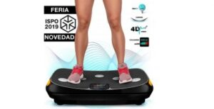 listado completo para comprar plataformas vibratorias vibro fit professional