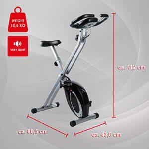 listado de compra de bicicletas estaticas plegables x bike mejor valoradas