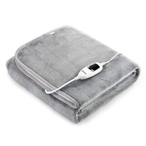 listado de compra de mantas electricas de cama mejor valoradas