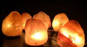 mejores lamparas del himalaya para comprar