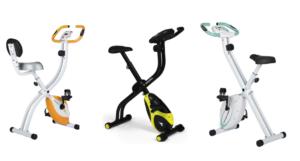 ya puedes comprar en internet las bicicletas estaticas plegables fitness