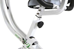 ya puedes comprar en internet las bicicletas estaticas tecnovita plegable yf91 back fit by bh